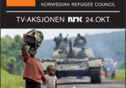 SUPPORT THE NORWEGIAN REFUGEE COUNCIL